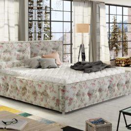 Čalouněná postel ELEA