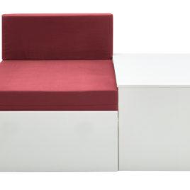 Rozkládací postel s peřiňákem FOR KIDS 631