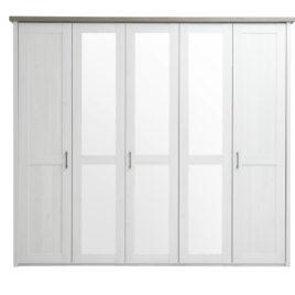 Šatní skříň PARVATI