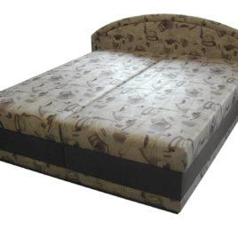 Polohovací postel LOLA