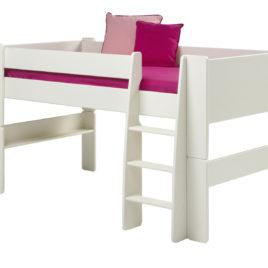 Zvýšená postel se schůdky FOR KIDS 613