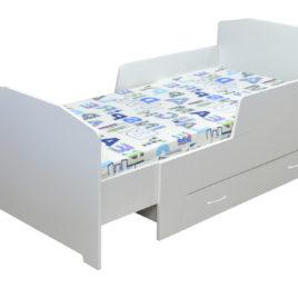 Dětská rostoucí postel BAMBI