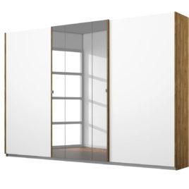 Šatní skříň s výklopným zrcadlem PANORAMA