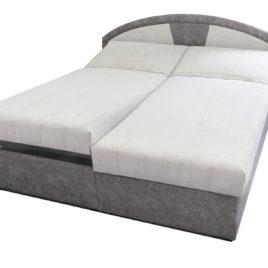 Polohovací postel ANETA
